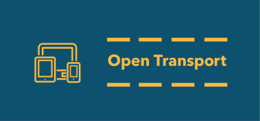 Open Transport – An API Specification for Smart Data sharing